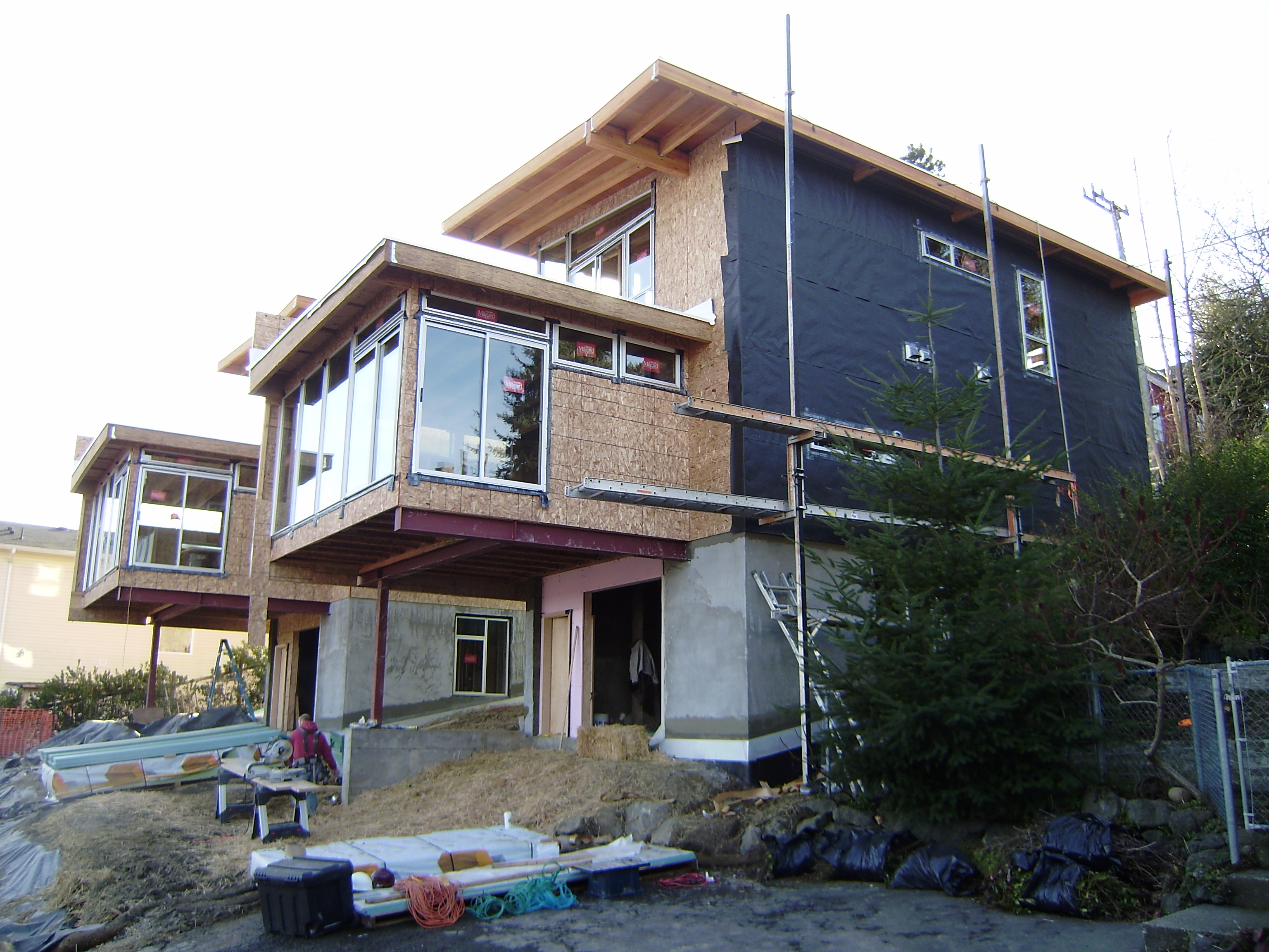 Seattle Green Building What Makes A Home Green
